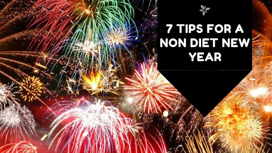 Non Diet New Year
