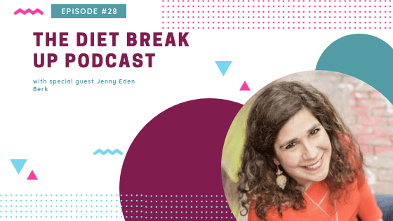 Diet Break Up Podcast