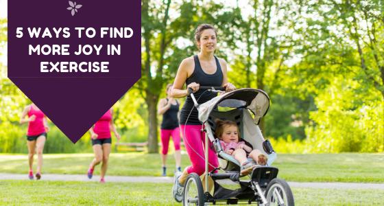 Joy in Exercise