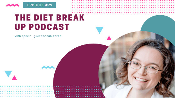 Diet Break Up Podcast
