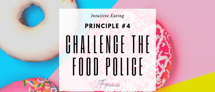 Challenge the Food Police